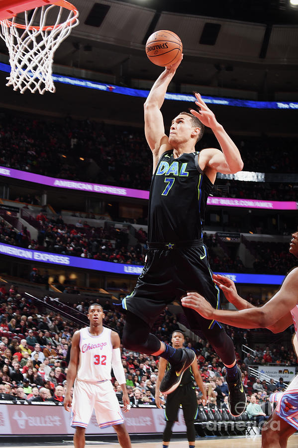 Dwight Powell Photograph by Randy Belice