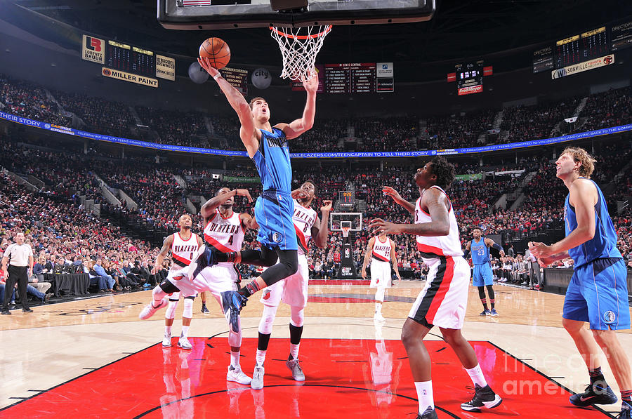 Dwight Powell Photograph by Sam Forencich