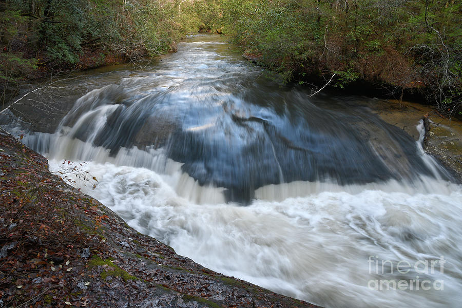 Eagle Falls 15 by Phil Perkins