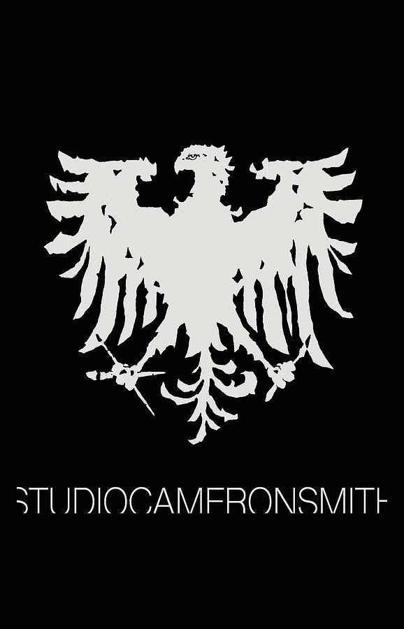 Eagle Logo, black by Cameron Smith