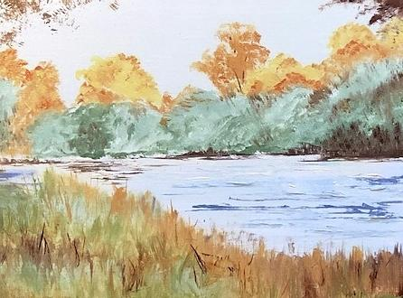 Early Fall by Donna Joy Cavaliere