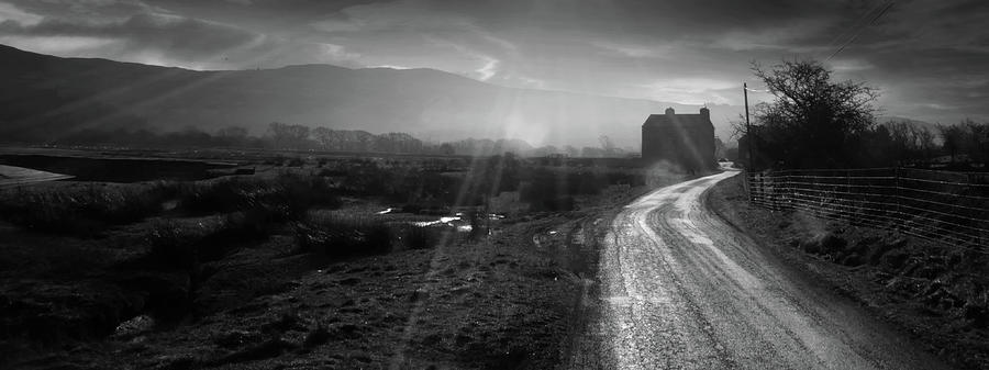 Early Morning At The Old Dark Mill Photograph