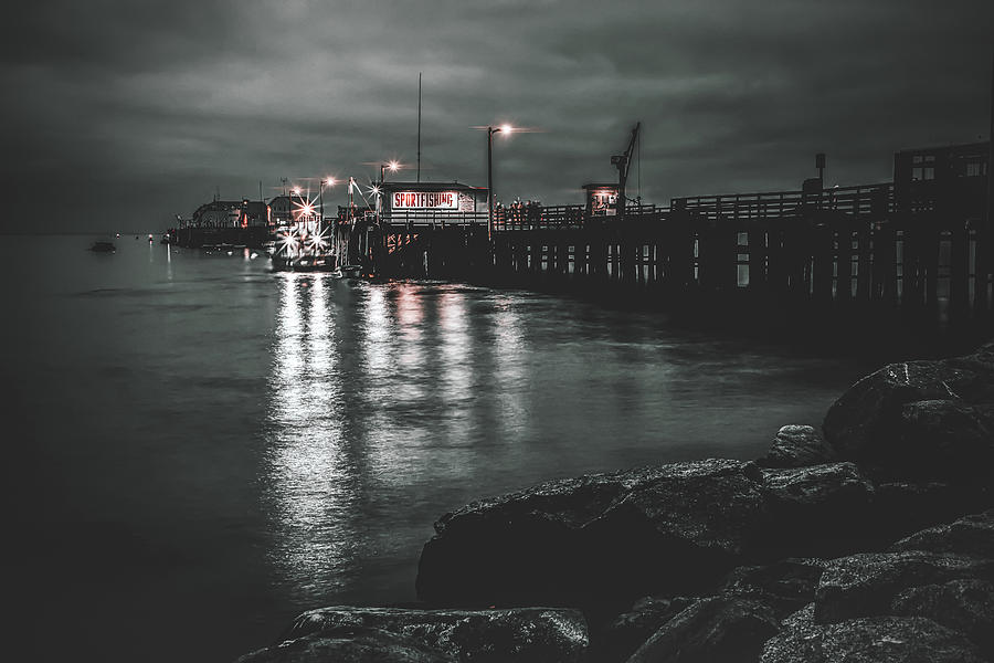 Early Morning Darkness Photograph