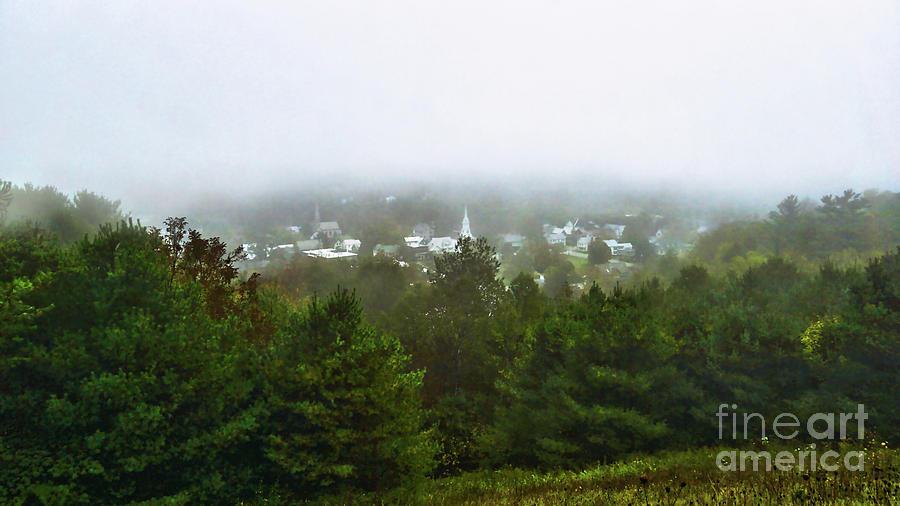 Early Morning Fog by Daniel Brinneman