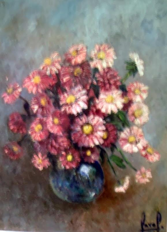 In Focus Painting - Early Paint by Carol P Kingsley