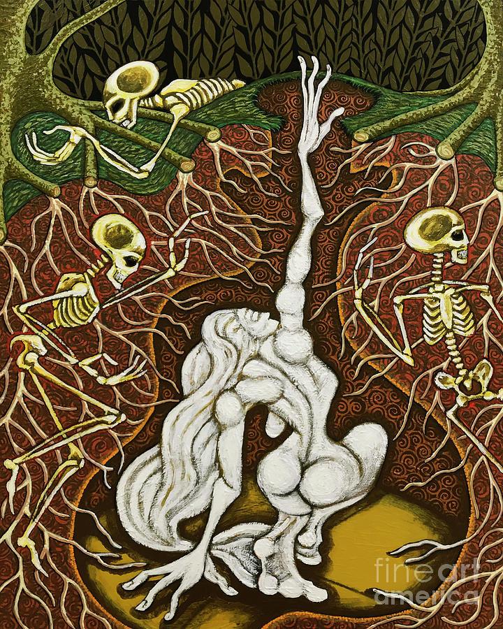 Earth Elemental  by Amy E Fraser