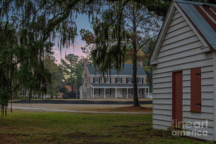 East Cooper Plantation - Mount Pleasant South Carolina Photograph