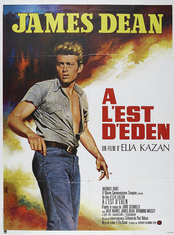east Of Eden 2 - 1955 Mixed Media