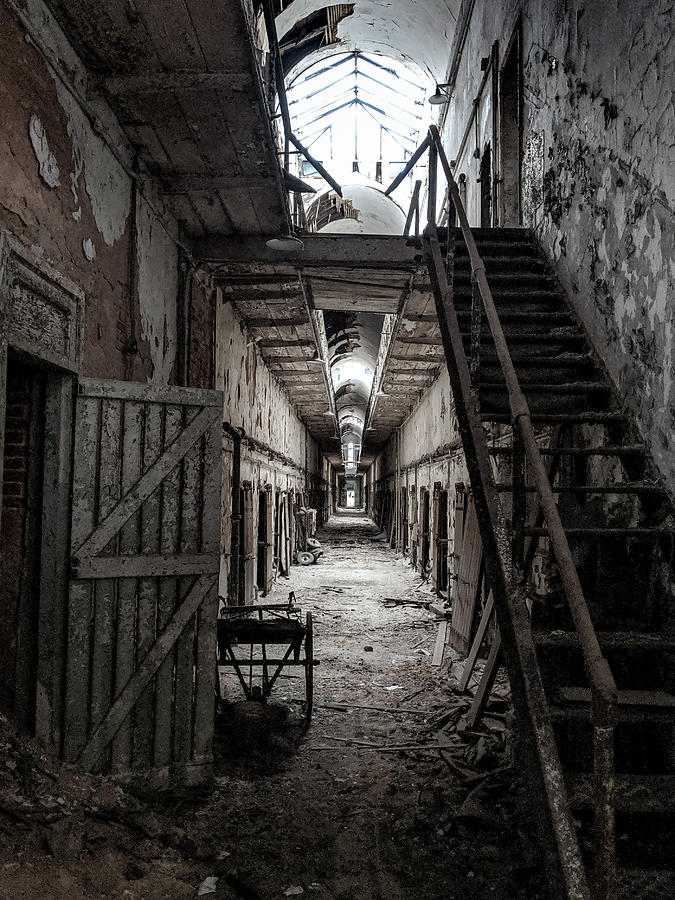 Eastern State Penitentiary by Christopher Brown