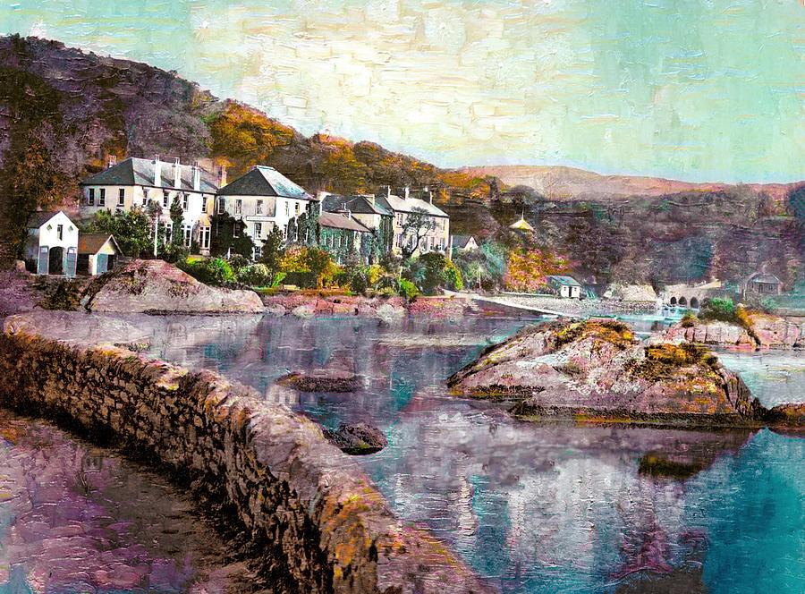 Eccles Hotel Ireland by Carlos Diaz