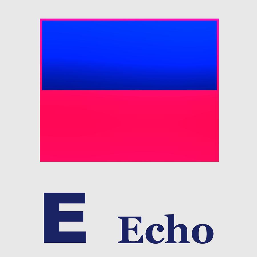 Echo Digital Art