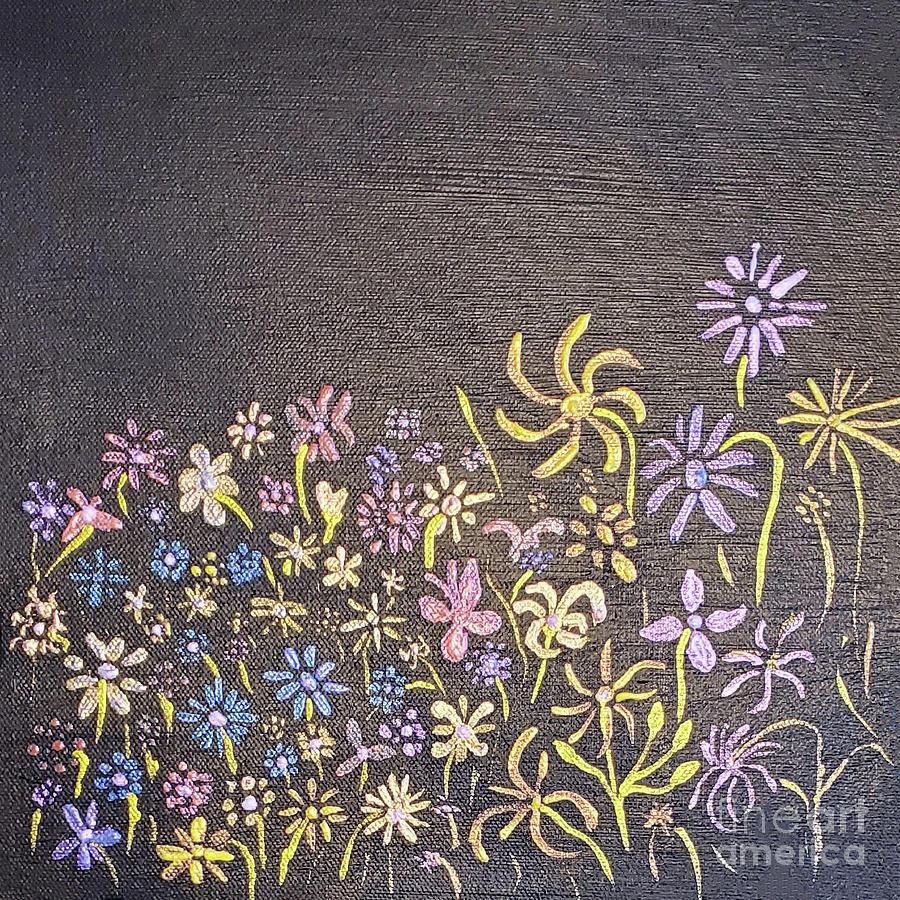 Edens Garden Painting