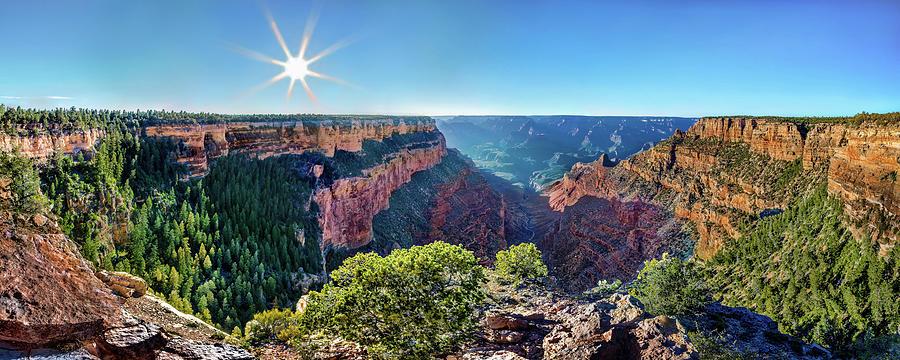 Grand Canyon Sunset Photograph - Edge Of Wonder by Az Jackson
