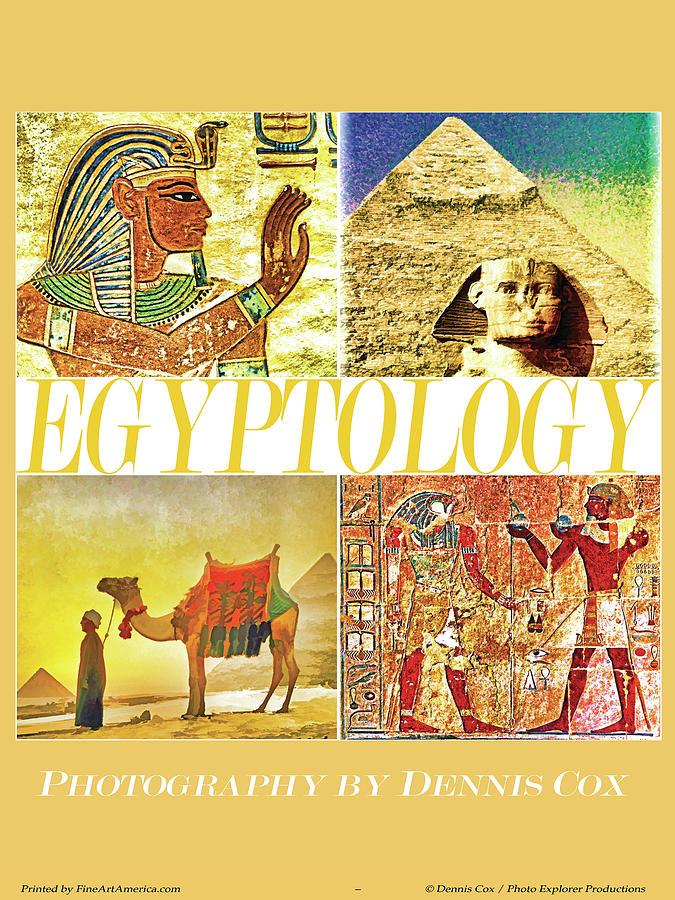 Egypt Travel Poster Photograph