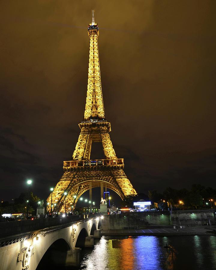 Eiffel Power by Toby McGuire