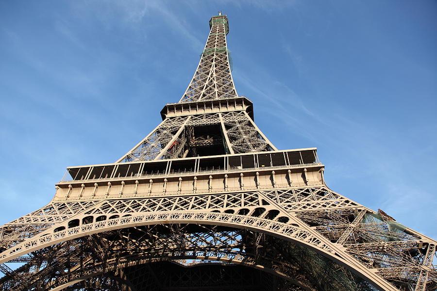 Eiffel Tower, Paris Photograph by Pejft