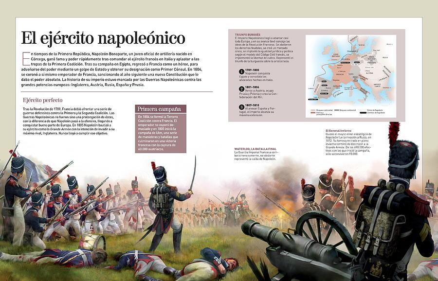 El ejercito napoleonico by Album