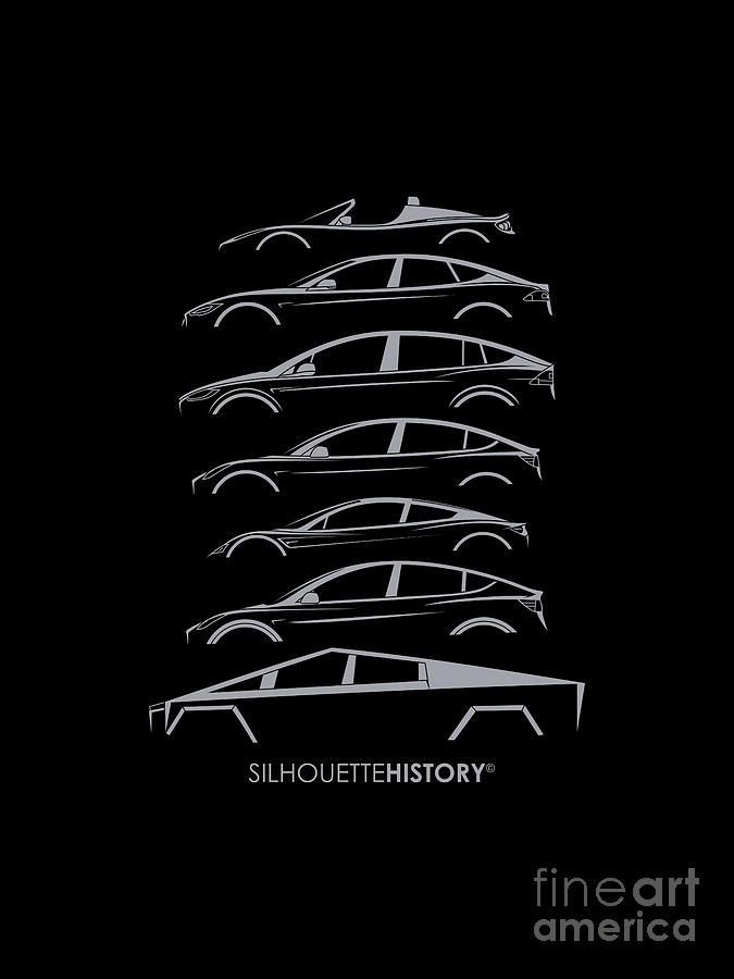 Electric 7G SilhouetteHistory by Gabor Vida