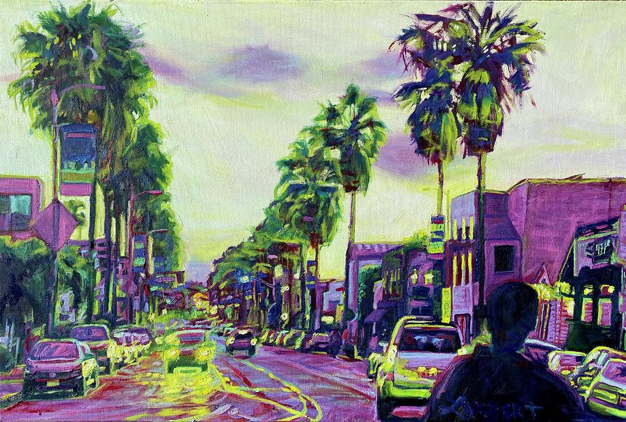 Electric Avenue by Bonnie Lambert