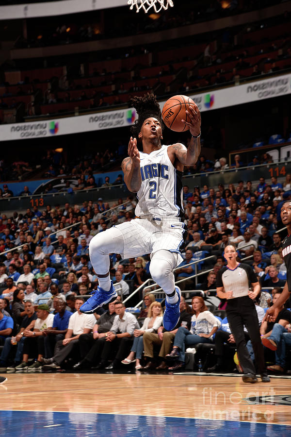 Elfrid Payton Photograph by Gary Bassing