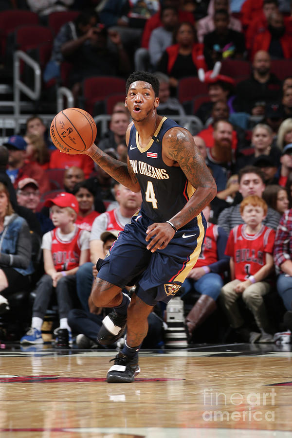 Elfrid Payton Photograph by Gary Dineen
