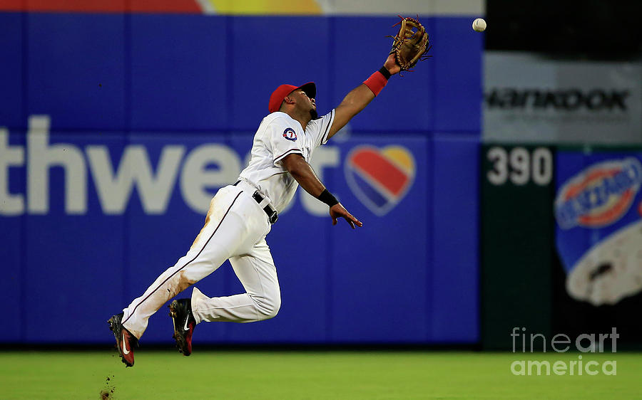 Elvis Andrus And Manny Machado Photograph by Ron Jenkins