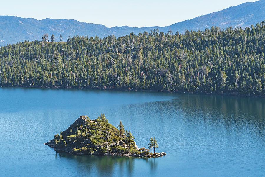 Travel Photograph - Emerald Bay 6 by Joel Hartz