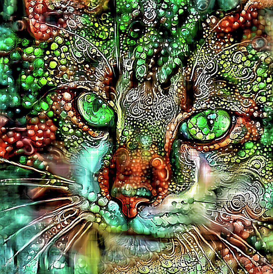Emerald Eyes by HH Photography of Florida