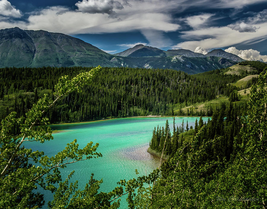 Emerald Lake by William Christiansen