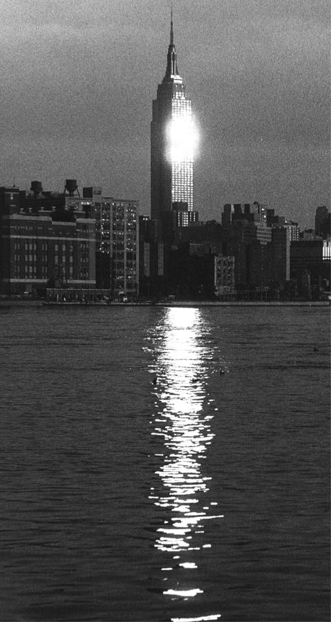 Empire State Building NYC  by Steven Huszar