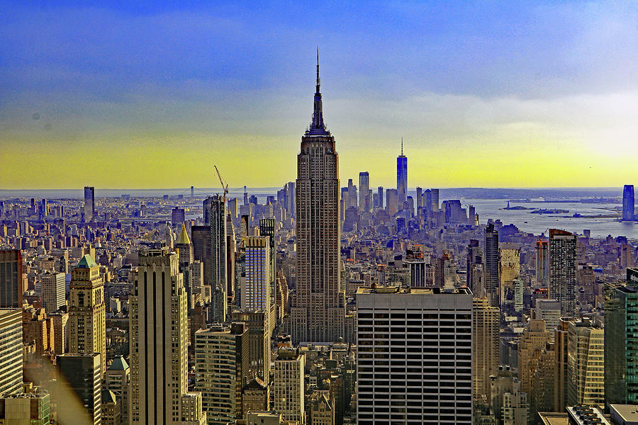 Empire State Building by Tony Murtagh