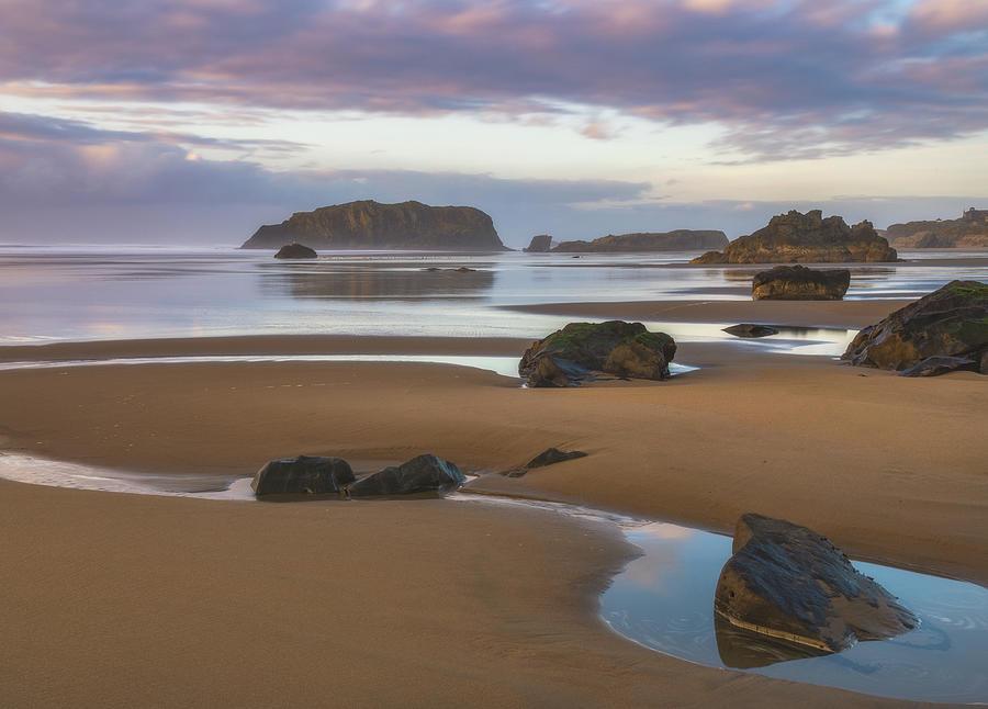 Beaches Photograph - Empty Beach by Darren White