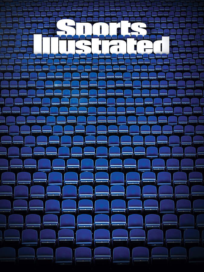 Empty Seats, April 2020 Sports Illustrated Cover Photograph by Sports Illustrated