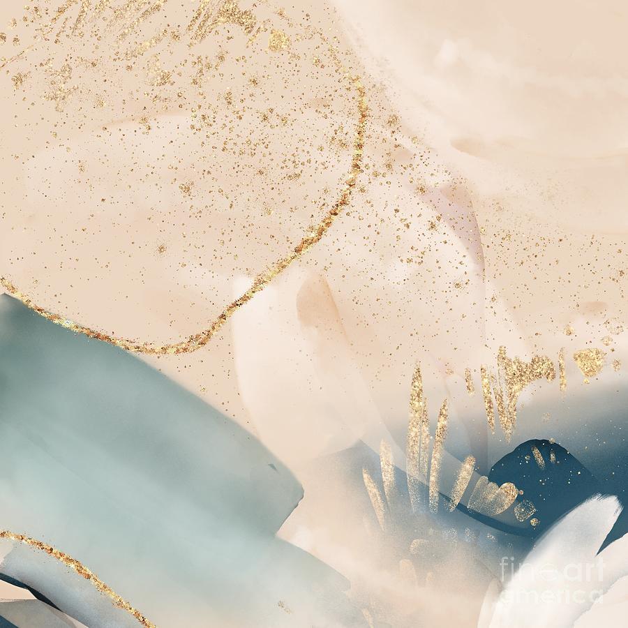 Enchanted Brush Strokes Digital Art
