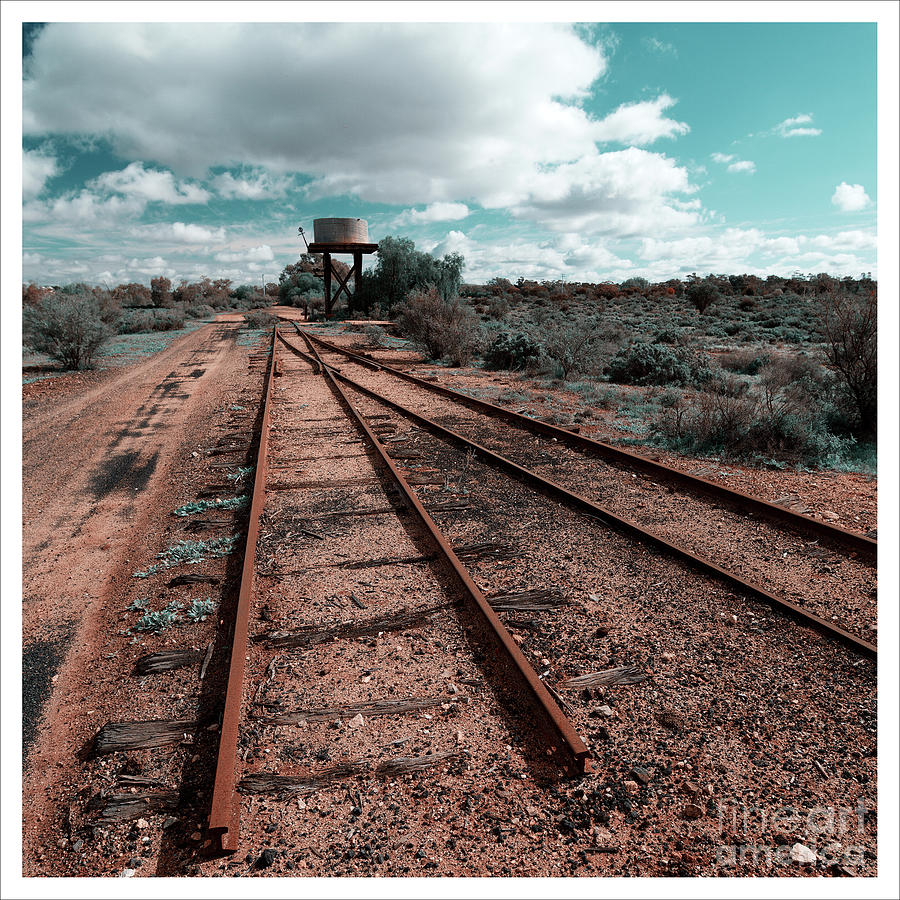 End of the Line by Russell Brown