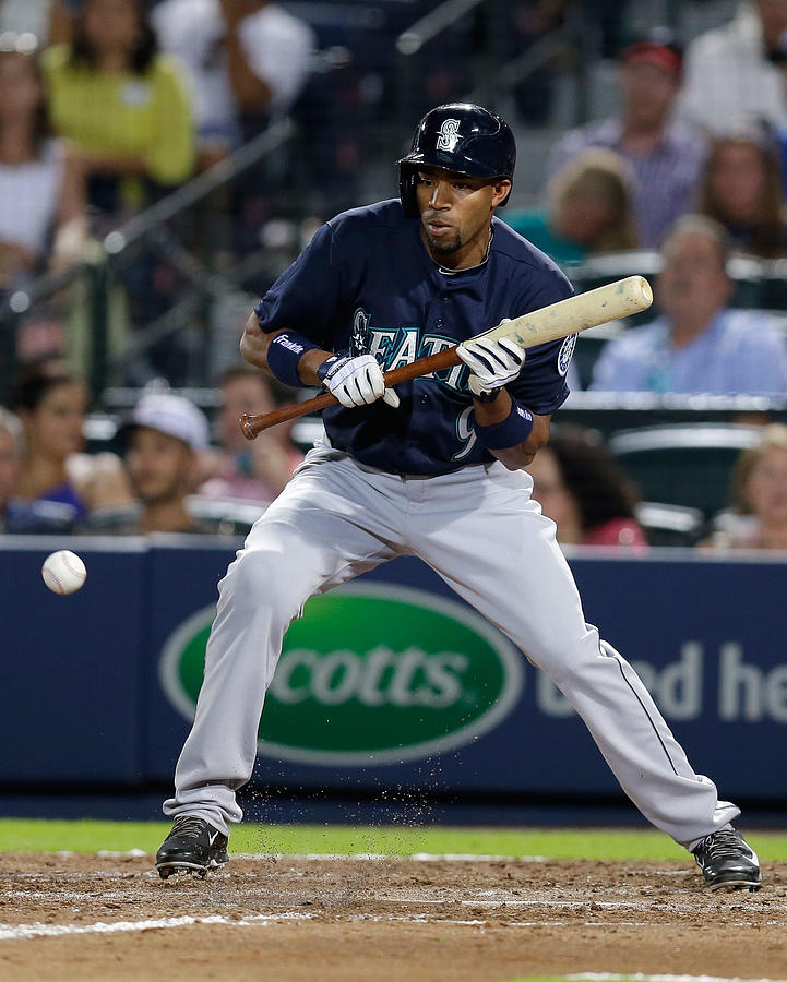 Endy Chavez Photograph by Mike Zarrilli
