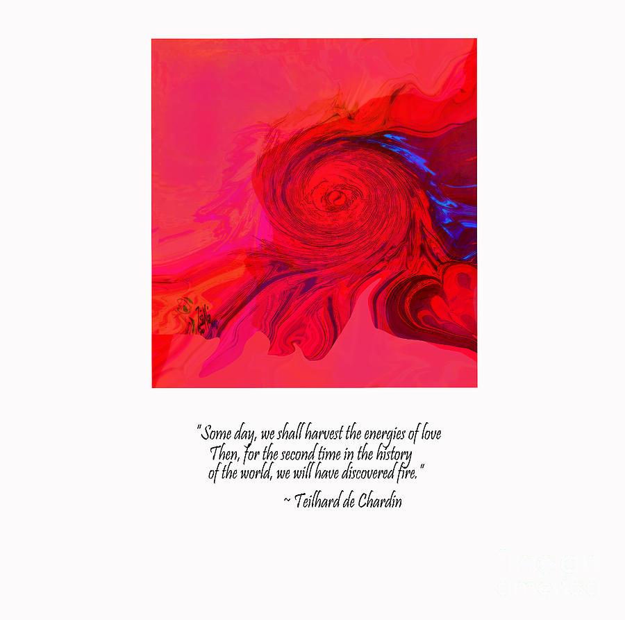 Energies of Love by Zsanan Studio