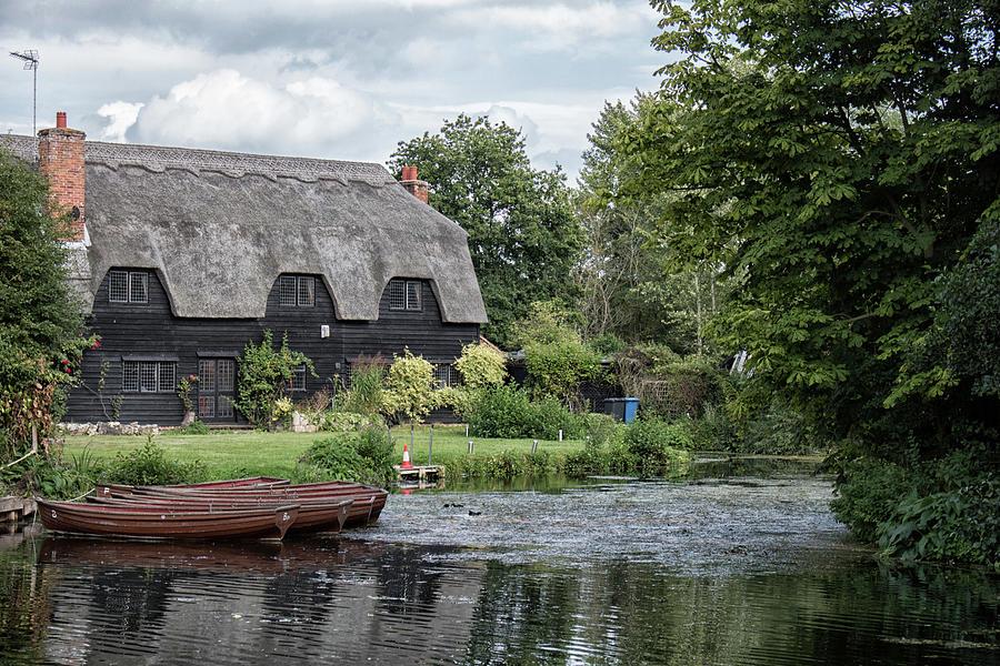 English Country Garden Photograph