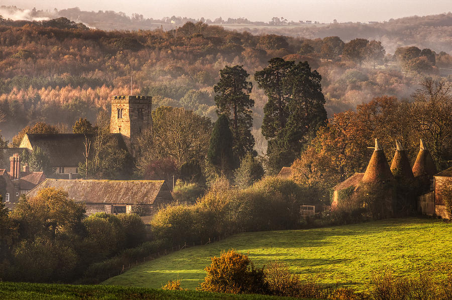 English Countryside Photograph by JohnnyPowell