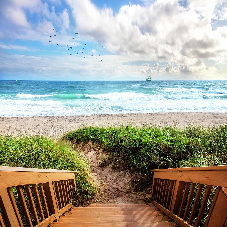 Enter Paradise Here by Debra and Dave Vanderlaan