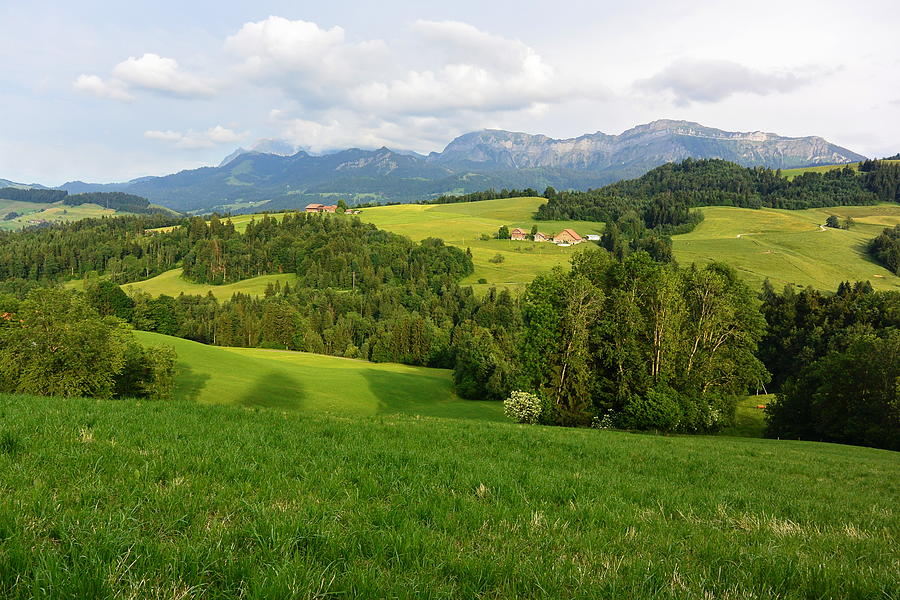 Biosphere Photograph - Entlebuch, UNESCO Biosphere Reserve by Two Small Potatoes