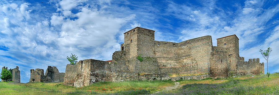 Eptapyrgio (seven towers) Photograph by Photo By Dimitrios Tilis
