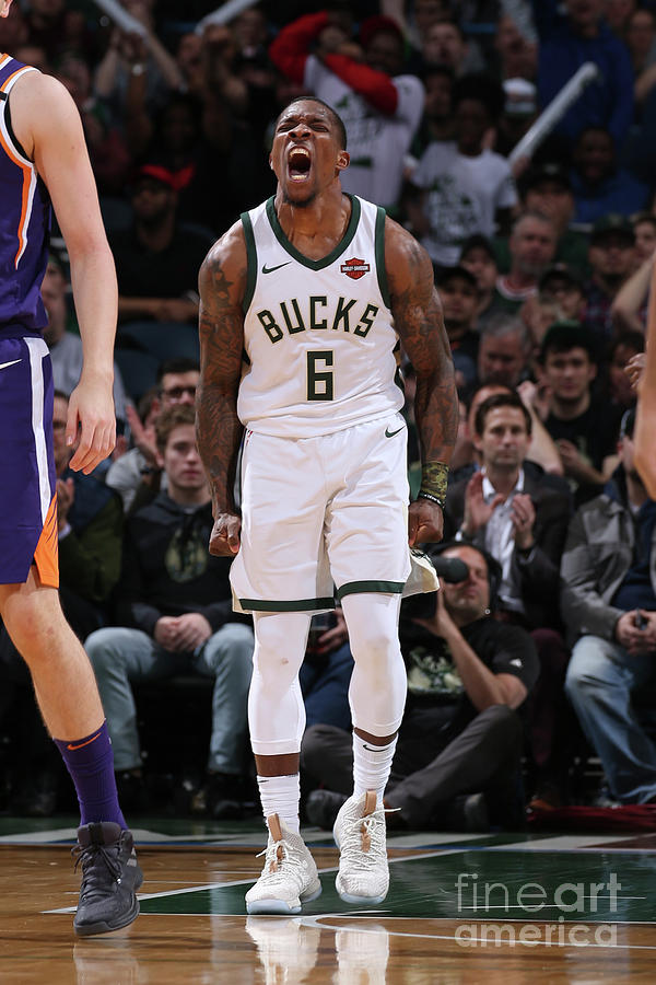 Eric Bledsoe Photograph by Gary Dineen
