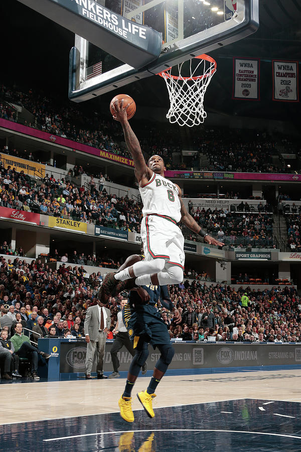 Eric Bledsoe Photograph by Ron Hoskins