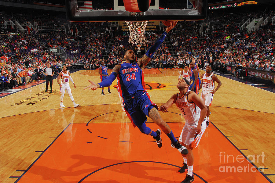 Eric Moreland Photograph by Barry Gossage