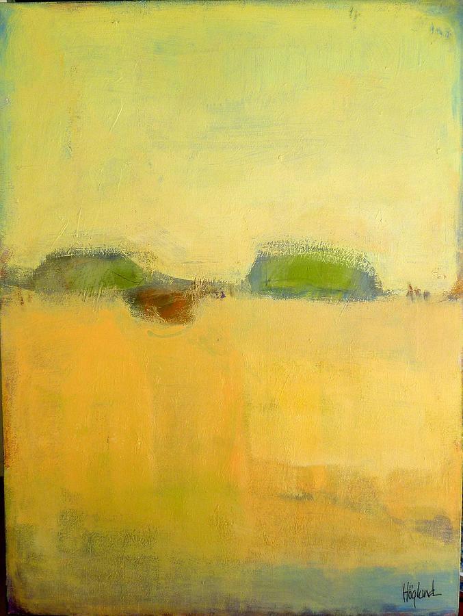 Estuary #104 Painting