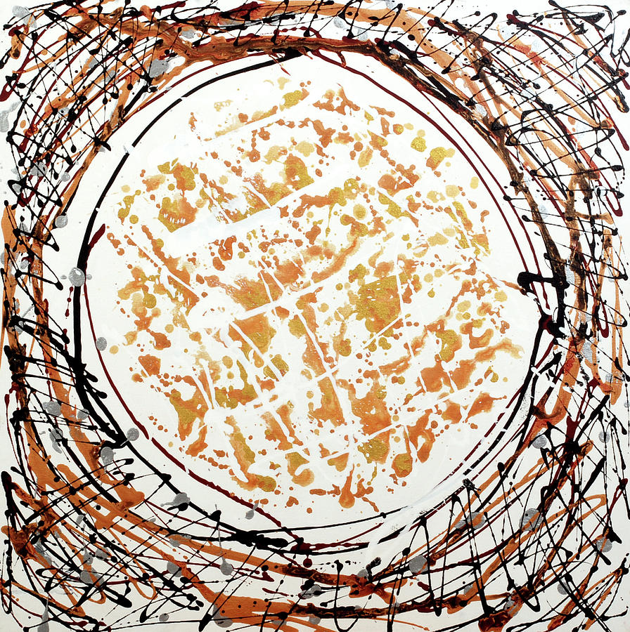 Eternal Circle 22411 Tapestry - Textile