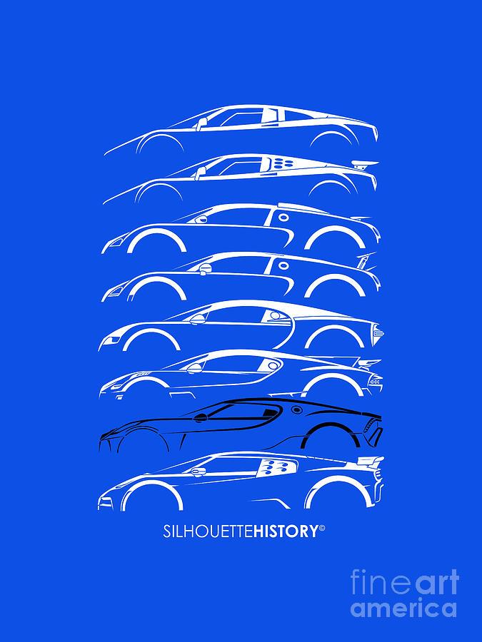 Ettore Supercar SilhouetteHistory by Gabor Vida