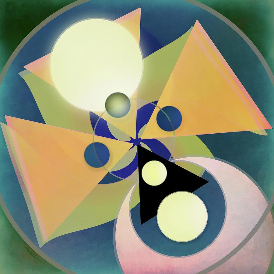 Digital Arts Digital Art - Evangel by Jon Woodhams