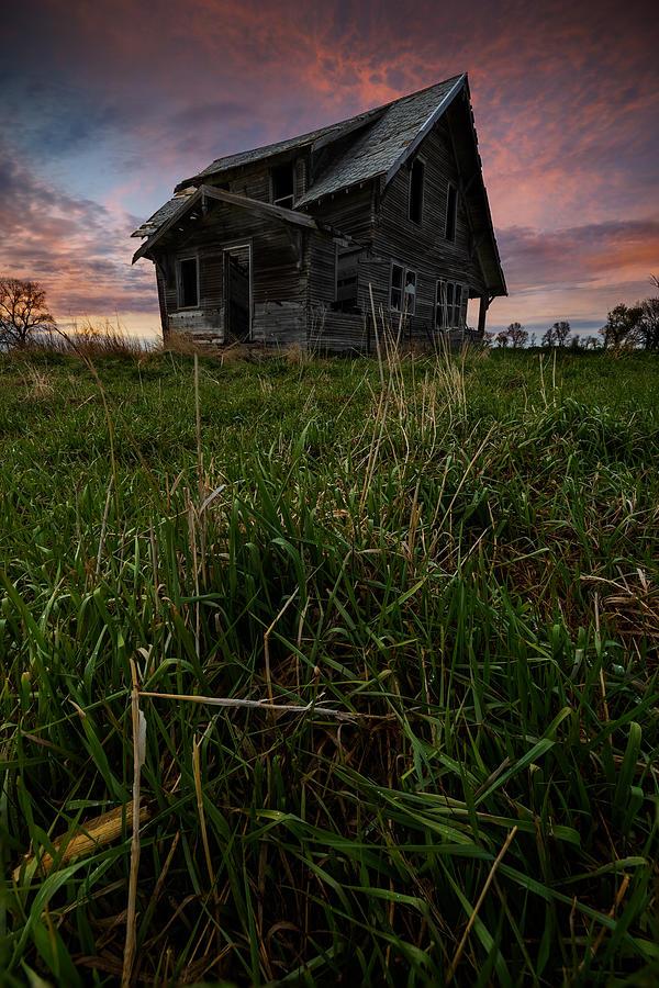 South Dakota Photograph - Evil In Your Eye by Aaron J Groen